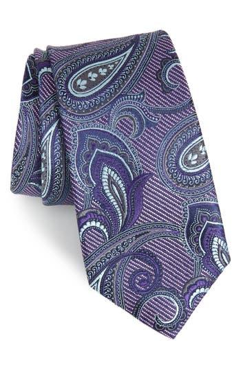 Nordstrom Men's Shop Palisades Paisley Silk Tie