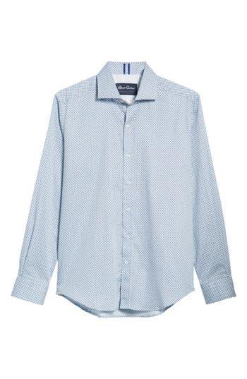 Men's Robert Graham Carleton Tailored Fit Sport Shirt