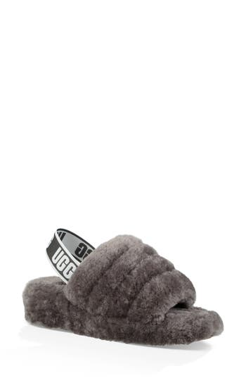 UGG® Fluff Yeah Genuine Shearling Slipper
