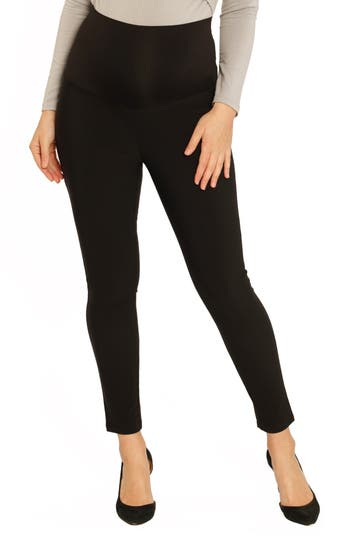 Deluxe Tummy Support High Waist Maternity Pants