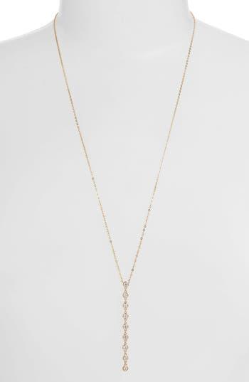 Nadri Pull Through Y-Necklace