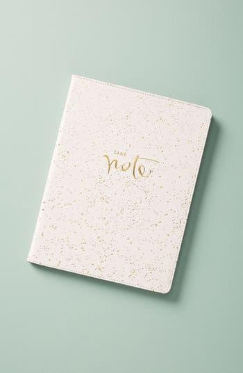 anthropologie mila notepad folio -