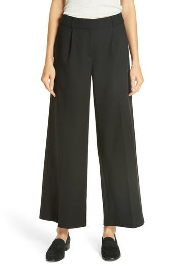 Eileen Fisher Wide Leg Trousers