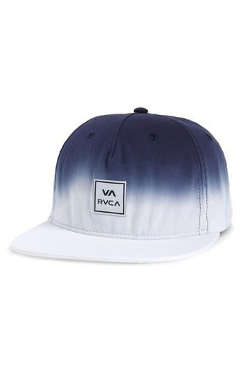 RVCA Dip Snapback Baseball Cap