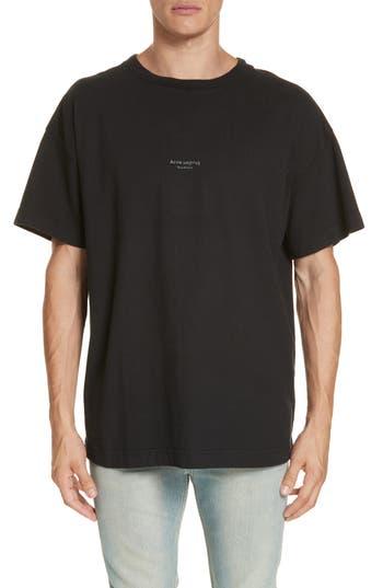 Acne Studios Logo Graphic T-Shirt