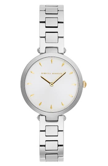 Rebecca Minkoff T-Bar Bracelet Strap Watch, 33mm
