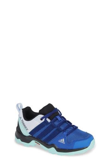 Boys Adidas Terrex Ax2R Cp Sneaker Size 1 M  Blue