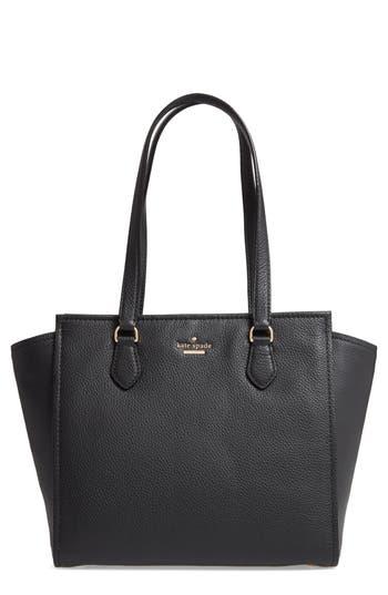 kate spade new york jackson street - hayden leather satchel