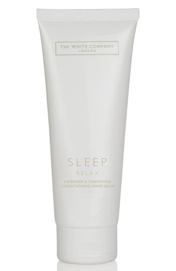 The White Company Sleep Relax Conditioning Hand Cream
