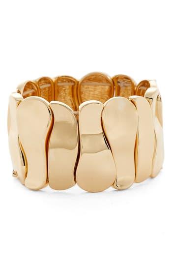 Halogen® Molten Stretch Bracelet