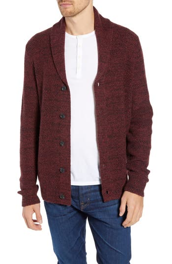 Nordstrom Men's Shop Shawl Collar Cardigan