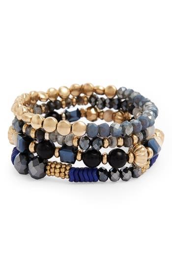 Canvas Jewelry Beaded Bracelet