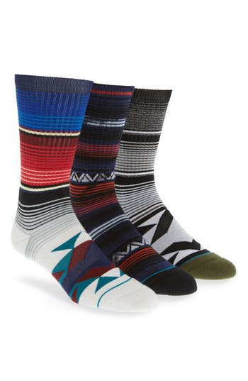 Stance Heritage Assorted 3-Pack Socks