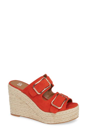 BP. Dani Espadrille Wedge Sandal