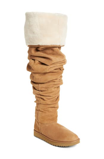 Y/Project x UGG® Thigh High Boot