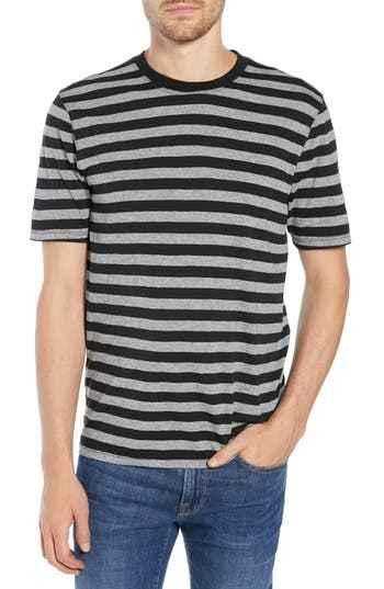 FRAME Slim Stripe T-Shirt