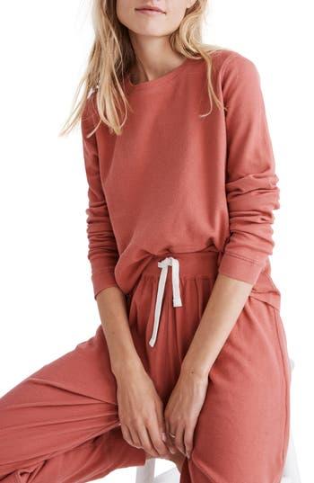 Madewell Honeycomb Pajama Tee