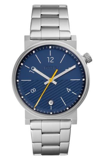 Fossil Barstow Bracelet Watch, 42mm