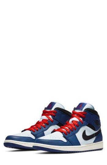 Nike Air Jordan 1 Mid Winterized Sneaker