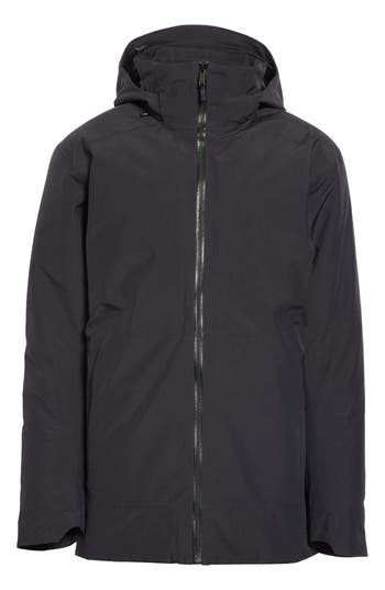 Arc'teryx Camosun Men's Parka with Removable Hood