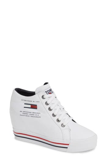 TOMMY JEANS Wedge Sneaker