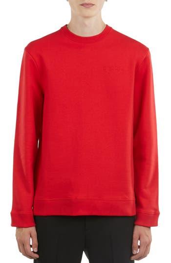 Raf Simons Graphic Crewneck Sweatshirt