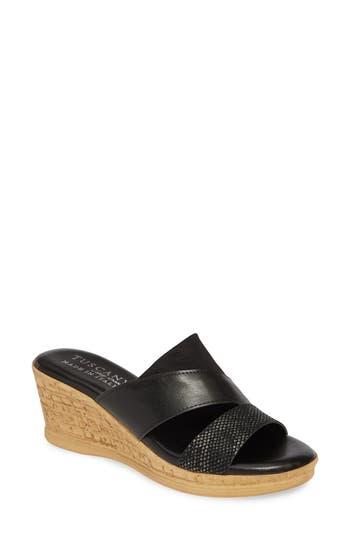 TUSCANY by Easy Street® Camari Slide Sandal
