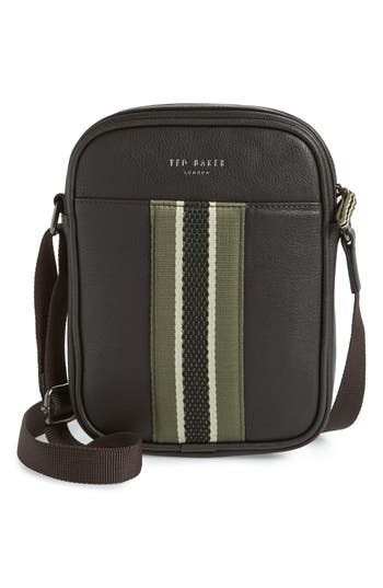 Ted Baker London Web Trim Mini Flight Bag