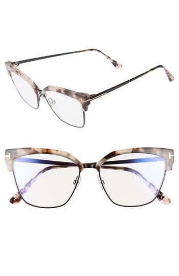 Tom Ford 54mm Blue Light Blocking Glasses