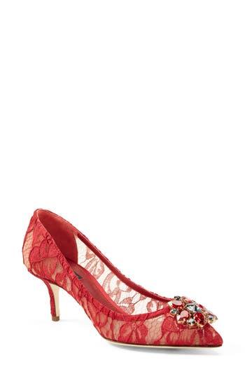 Dolce&Gabbana Pointy Toe Pump