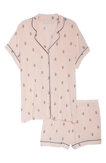 Nordstrom Lingerie Moonlight Short Pajamas (Plus Size)