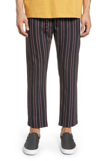 Topman Stripe Jogger Trousers