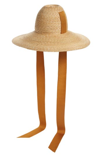 Lola Hats Little Sugarcone Straw Hat