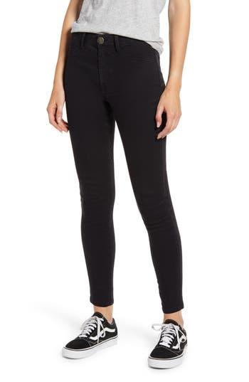 Tinsel High Waist Skinny Jeans