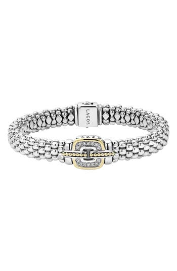 Women's Lagos Cushion Caviar Bracelet