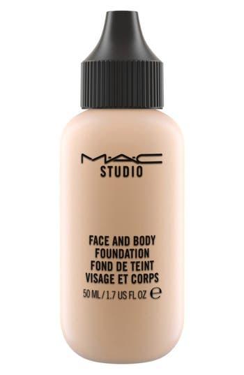 MAC MAC Studio Face & Body Foundation - C4