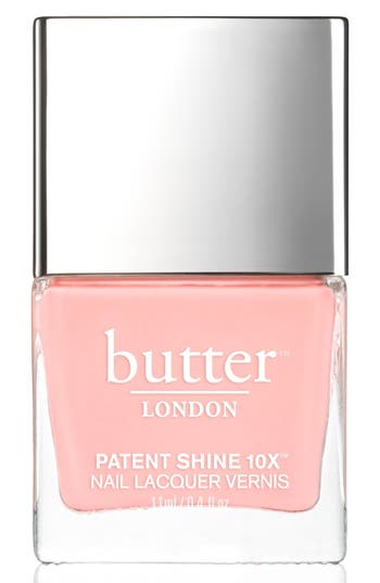 Butter London 'Patent Shine 10X' Nail Lacquer - Brill