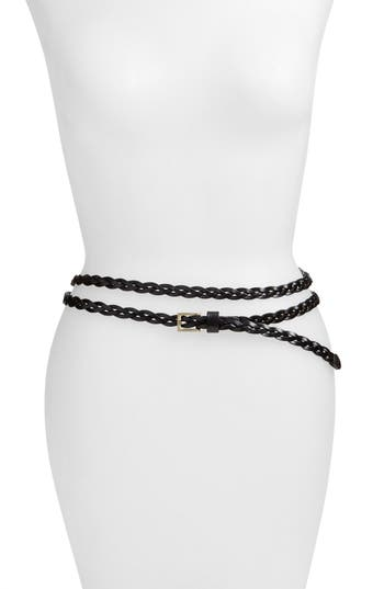 Women's Elise M. 'Florence' Calfskin Leather Double Wrap Belt at NORDSTROM.com
