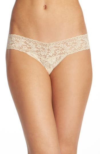 Women's Hanky Panky Low Rise Thong