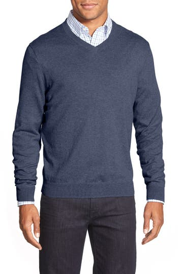 Nordstrom Men's Shop V-Neck Sweater