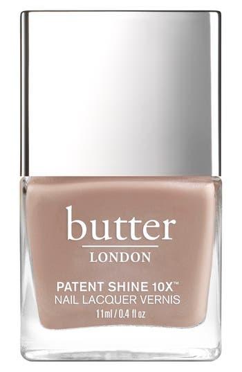 Butter London 'Patent Shine 10X' Nail Lacquer - Yummy Mummy