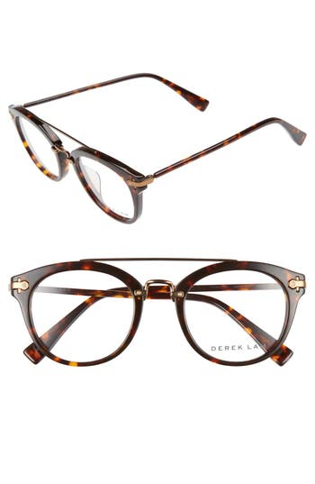 Women's Derek Lam 49Mm Aviator Sunglasses -
