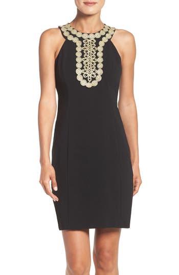 Taylor Dresses Stretch Sheath Dress