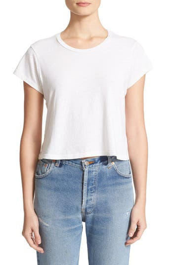 Women's Re/done 1950S Boxy Tee