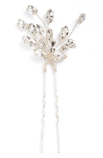 Brides & Hairpins Fernada Hairpin, Size One Size - Metallic