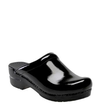 Women's Dansko 'Sonja' Patent Leather Clog at NORDSTROM.com