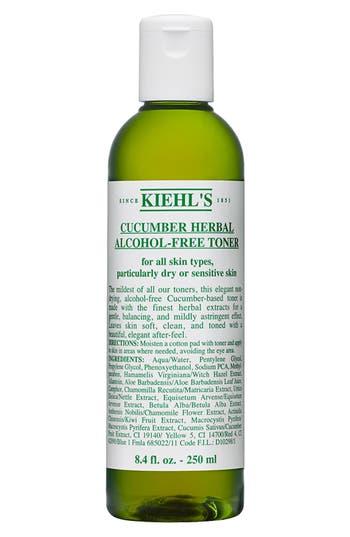 Kiehl's Since 1851 Cucumber Herbal Alcohol-Free Toner