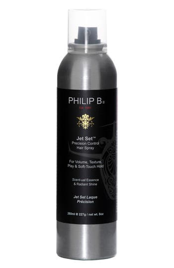 Space.nk.apothecary Philip B Jet Set™ Precision Control Hair Spray, Size