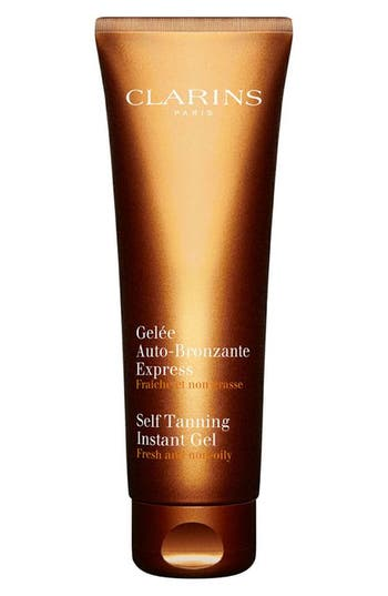 Clarins Self Tanning Instant Gel, Size 4.5 oz