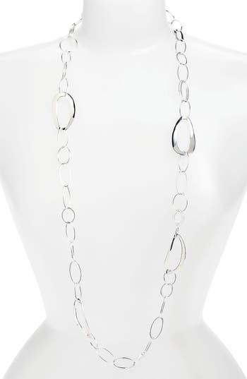 Women's Ippolita 'Cherish' Wavy Oval Chain Necklace
